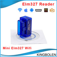 audi color code - Blue color Super mini elm327 Wifi Diagnostic Tool suer mini elm wifi obd2 scanner V2 Works on elm327 Torque