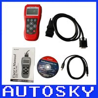 Wholesale FR704 Maxiscan FR FR Code reader for franch vehicles renault Citroen Peugeot Diagnostic tool year warranty