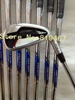 golf iron set - golf clubs AP1 irons set p with rifle projectX6 steel shaft golf irons free headcovers