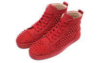 Where to Buy New Red Bottom Sneakers Low Top Online? Where Can I ...