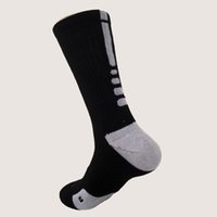 Wholesale High Quality Custom New Elite Professional Basketball Socks Men Long CoolMax Socks Male Compression Outdoor Athletic Socks