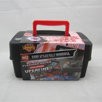 Wholesale Sample Order D Beyblade Storage Box Spinning Top Kids Toys Box Without Any Beyblades BB52 Christmas Gift For Children S30305