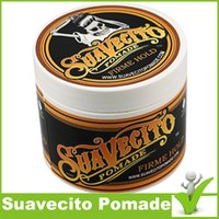 Wholesale Hot Suavecito Pomade Hair Gel Style firme hold Hair Wax Mud Hair Waxes dhl shipping free Suavecito Hair wax