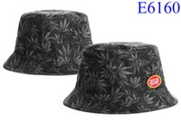 Cloche china christmas - New Fashion Hip Hop unisex Fishing Caps Weed Bucket Hats For Mens China Mainland Cayler Sons bucket hats