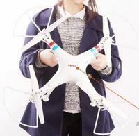Bon Marché Syma x8c venture-Fournisseurs besoin BIG PROFESSIONNEL DRONES Syma X8C 2.4G 4CH 6-Axe Venture avec la caméra grand angle 2MP RC Drone Quadcopter RTF RC Helicopter