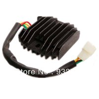 Wholesale new Motorcycle Voltage Regulator Rectifier for Kawasaki ZXR250 order lt no track