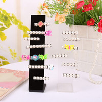 Wholesale Acrylic Display Stand Jewelry Hairpin cm Shelf Storage Rack Jewelry Holder Headband Hairpin Holder Headdress Display Rack