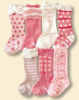 baby value - Baby Girl s Warm Cotton Socks Princess Non skid Socks for Infants and Toddlers Value Pack Pairs