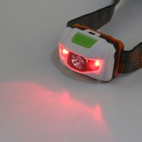Wholesale Hot Selling Super Bright Lumens Head Torch Headlight Headlamp Worklight Camping Lamp Promotion