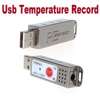 Wholesale Hot Sale USB Thermometer Temperature Data Record for PC Laptop