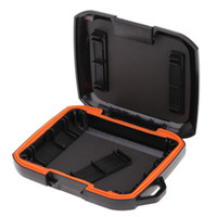 Wholesale Dust Water Shock Resistant in Portable HDD Hard Disk Drive Rugged Case Bag for Western Digital WD C2064