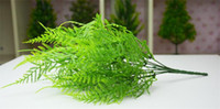 asparagus grass - Fake Plants cm quot Length Artificial Simulation Asparagus Grass Green Plant Stalks for Home Xmas Party Wedding Decor