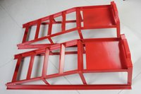 auto lift ramps - pair of Auto Vehicle Lift Tire Ramps car ramp car tire ramp auto ramp For Car Maintenance Dervice Ramps