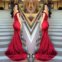 Trumpet/Mermaid indian dress - 2015 Celebrity Long Evening Dresses Off the Shoulder Backless Mermaid Red Carpet Prom Party Gowns Sexy Hot Indian Dresses Formal Wear