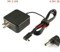 Wholesale New V A W origina lLaptop Adapter Charger AC Power For ASUS Zenbook UX21A UX31A UX32A Ultrabook