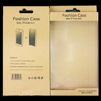 Wholesale DHL Free cm PVC Plastic Retail Box Clear Packaging Package Paper For iphone S S Plus Galaxy S4 S5 Note Cell Phone Case