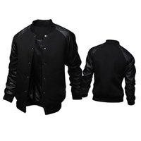big menswear - 2015 New arrival spring autumn menswear fashion casual big pocket mens coat jackets men s short baseball jacket