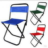 Cheap Cute Portable MINI Camping Chair Best Folding Fishing Stool