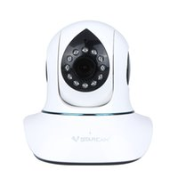 Wholesale Vstarcam C7838WIP P HD IP Camera P2P PnP Network Webcam Pan Tilt Wireless Wifi Micro CCTV Camera Indoor Security IR Cut order lt no track