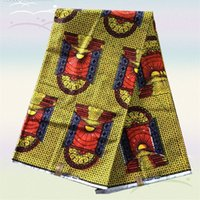 Wholesale 2014New coming real cotton printing wax cloth series Most popular NR9 yds african batik super wax fabric for clothing