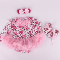 baby coat newborn - 2016 Newborn Tutu Romper Dress headbands Toddler Zig zag Ruffles Tutu flower Rompers Plain tutu Jumpsuits baby Romper Dress