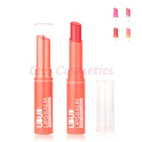 Wholesale 2015 Super Vitamin Moisturizing Lips Organic Natural Lip Balm Stikcer Makeup
