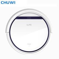Wholesale Chuwi iLife Beatles V3 Robot Vacuum Cleaner Aspirador HEPA Filter Cliff Sensor Remote Control Collide Avoidance