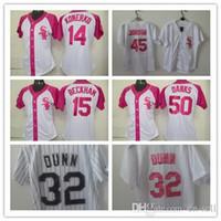 adam dunn jersey - 2016 New NWT Paul Konerko Women Jersey Pink Chicago White Sox Jersey Woman Baseball Jersey Ladies Gordon Beckham Women Jersey Adam Dunn