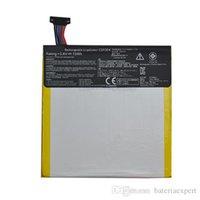 Wholesale 3 V wh original tablet battery for Asus ME137 MeMO Pad HD7 C11P1304 tablet bateria Hot Selling