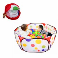 ball tent sale - 2015 Hot sale New The Cow Children Tent Game Ball Pits Pool Foldable Children Ball Pool Outdoor Fun Sports educational toy