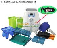 Wholesale 2015 New Arrived ST PC Mug D Mini Multifunction Sublimation Vacuum Machine With PC Mug Heat Transfer Parts