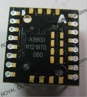 Wholesale ADNS A9800 DIP16 mouse IC sensor new and original Good quality with best service Order can be placed directly