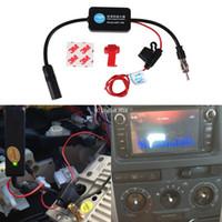 Precio de Car antenna amplifier-12V radio de coche amplificador de la señal ANT-208 Auto Antena amplificador A3 *