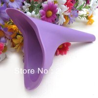 Wholesale Portable Camping Travel Female Women Urination Device Urine Urinal Funnel FUD without retail box