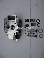Wholesale Fast shipping F Cylinder head assembly intake valve air cooled diesel engine best quality suit for kipor kama Chinese brand