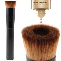 Wholesale Perfecting Face Brush Multipurpose Liquid Foundation Brush Premium Face Makeup Brush