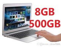 14 inch laptop - 2016 New cheap Ultrabook Ultra thin inch Notebook Netbook Dual Core Intel Celeron J1800 Dual core Laptop GB GB High Quality laptops