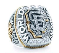 Wholesale New arrival amazing San Francisco Giants world series championship ring replica with free express shipping