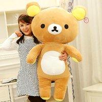 Wholesale Selling Toy rilakkuma Stuffed Animal Teddy Bear brinquedos Super Quality Girl s Gift Christmas Gift