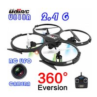 4ch - U818A or U818A RC helicopter UFO D Flip G ch Axis Drone RC quadcopter with camera or without camera Free DHL shiping