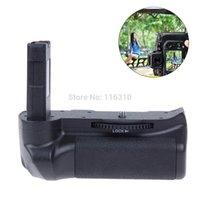 Wholesale Vertical Battery Grip BG G Holder for Nikon D5100 D5200 EN EL14 DSLR Camera