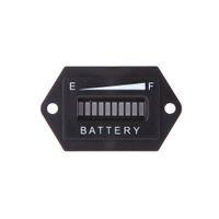 battery status monitor - 12 Volt Car Digital LED Battery Meter Status Charge Indicator Monitor Meter Gauge Diagnostic tools