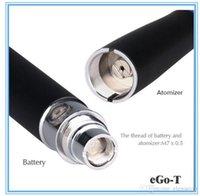 Cheap 2015 hot sale electronic cigarette 650 900 1100 mAh EGO-T 510 Rechargeable Battery Batteries for Vape Vaporizers accept mix color