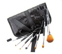 best travel makeup brushes - Best quality Makeup Brush Set Bag Travel Makeup Brushes Black Pink Silver Gold Four Colors