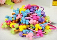 Wholesale 20 Children s jewelry hair accessories Kids Sweet mickey head Hair bands