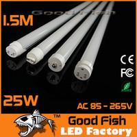 Wholesale High Brightness FT T8 Led Tube MM W Led Light Tubo Led Fluorescent lamps T8 foot k k k G13 Rotatable FA8 R17D
