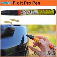 Cheap New Fix It Pro Painting Pen Clear Car Scratch Repair Remover Pen Simoniz Clear Coat Applicator Plasti Dip