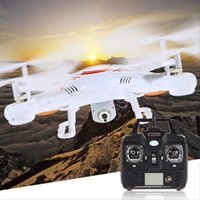 Wholesale RC Helicopter Quadcopter SYMA X5C GHz CH Axis Gyro GB TF Card with MP HD camera