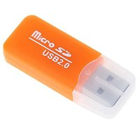 Wholesale Cheap Portable Mini USB Micro SD TF Card Reader Brand New and High Quality New