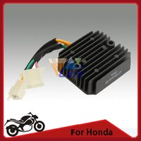 Wholesale Motorcycle Regulator Rectifier Voltage for Honda XLV600 XL600V XLV750R VF700C VF700 VF C MAGNA V SHADOW VF C MAGNA order lt no t